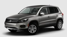 VW Tiguan S dream car-I know, I could do better, but right now, this is what I want