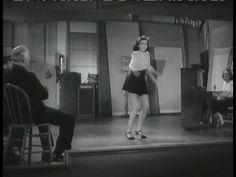 Early Ann Miller Dance Number