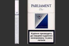 "Сигареты ""Parliament One"""