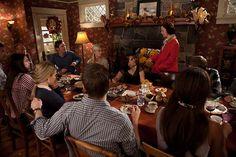A Braverman Thanksgiving #Parenthood