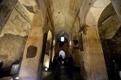 Underground Pagan Basilica with Dark History Revealed to the Public for the First Time | Ancient Origins