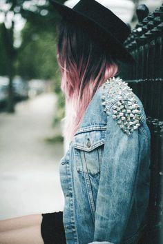 #grunge #punk #indie #style #fashion