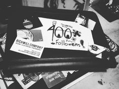 """""""Woohoo!! 400+ instagram followers and growing!!! THANK YOU ALL SO MUCH and if you keep this up the 500 follower giveaway is closer than you think. #art…"""""""