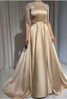 Ball Dresses, Modest Dresses, Stylish Dresses, Pretty Dresses, Ball Gowns, Prom Dresses, Fashion Dresses, Long Elegant Dresses, Hijab Evening Dress