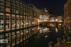 Hamburg NIGHT LIGHTS by Sabine Wagner on 500px