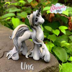 UNA Whisper Fillies Original Stone Unicorn Goddess Pony Horse Sculpture Handmade | Dolls & Bears, Dolls, Art Dolls-OOAK | eBay!