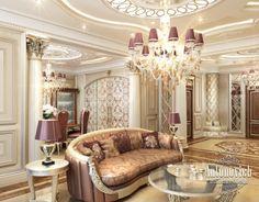 Apartment Interior Design in Dubai, Down Tower, Dubai, Photo 4