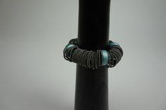 Lousje & Bean's new unique Canadian Made Jewelry line....Ruby.... Available here: http://www.lousjeandbean.ca/bracelets/ #canadianmade #funckybracelets #uniquejewerly #lousjeandbean #boutique #stretchybracelet #mintgreen