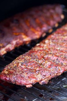 Competition Style Smoked Pork Ribs -- What you need to know - Smoked Pork Ribs . - Competition Style Smoked Pork Ribs — What you need to know – Smoked Pork Ribs Two Ways – - Smoked Meat Recipes, Barbecue Recipes, Grilling Recipes, Pork Recipes, Dry Rub Recipes, Game Recipes, Oven Recipes, Bbq Ribs, Ribs On Grill