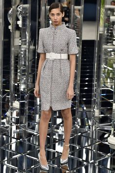 Chanel Spring 2017 Couture Collection - Fashion Unfiltered
