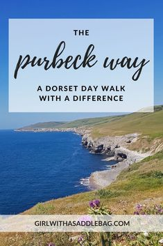 The Purbeck Way is a challenging and hugely enjoyable long-distance path that's a great alternative to the South West Coastal Path. Read our day walk guide.