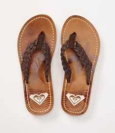 Roxy sandles