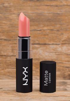 NYX Matte Lipstick - Nude
