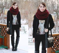 Landslide (by Breanne S.) http://lookbook.nu/look/2884773-Landslide    Everything she wears is perfect.