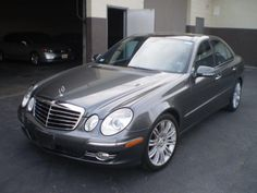 Everyday Comfort ~ Mercedes E350 special edition 07'