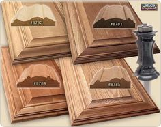 MLCS carbide tipped mitered door frame router bits and kits are an easy way to create dramatic raised panel doors Wood Router, Router Woodworking, Learn Woodworking, Woodworking Techniques, Woodworking Projects, Router Table, Router Projects, Wood Projects, Cabinet Door Router Bits