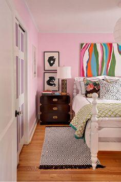El color blocking en decoración