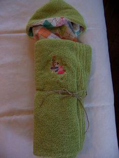 Funny Fairy Hooded Towel by familytreasures4 on Etsy, $24.00