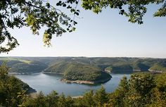 Urftsee Nationalpark Eifel