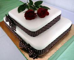 Esküvői torta. Wedding cake.