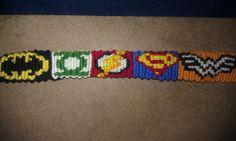 Alpha Friendship Bracelet Pattern #4526 - BraceletBook.com