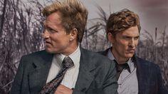 'True Detective' (2014) | Starring: Matthew McConaughey, Woody Harrelson, Michelle Monaghan, Alexandra Daddario | Written and Created by: Nic Pizzolatto