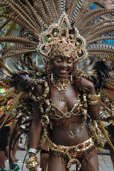 Beautiful. Trinidad Carnival: