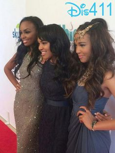 Video: McCLAIN Spoke With Shine On Media About Their Music At The 2014 Thirst Gala