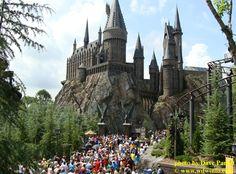 Harry Potter Land, Universal Studios, Orlando Florida- Cant wait to go!!