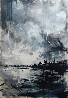 """Saatchi Art Artist Anthony Garratt; Painting, """"St Monans sketch"""" #art"""
