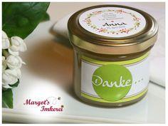 Honig - süße Gastgeschenke zur Kommunion von Margots-Imkerei auf DaWanda.com