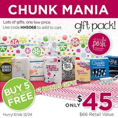 9 potential stocking stuffers! Shop now! http://www.perfectlyposh.us/POSHTASTICHEATHER #perfect #posh #christmas #ideas