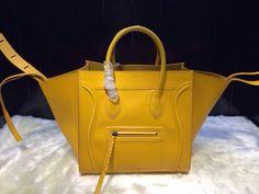 Goldenrod Bag