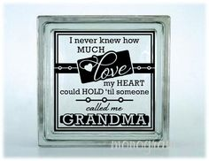 I never knew how much love my heart could hold... by MonogramYou, $5.95