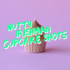 These adorable mini cupcake shots with Kalhua and baileys are the perfect way to inject more fun into your new years party celebrations!