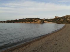 La Maddalena .. Spiaggia di Monte della Rena