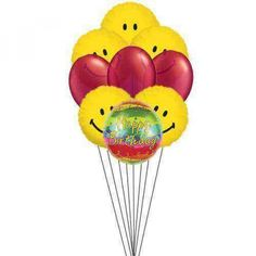 Birthday Balloon Delivery Canada
