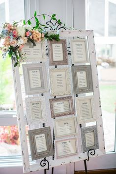 Spring Wedding Fever: Pick a Spot or Seating Chart?