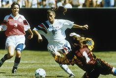 U.S. Soccer Great Mia Hamm espnW's Top Female Athlete of Past 40 Years « ESPN MediaZone
