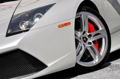 Eye of a predator! The Lamborghini Murcielago...