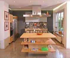 Ahornmassivholzküche von Familie Maly http://www.die-moebelmacher.de/produkte/kueche/massivholzkche07/ulrichmalykche.html