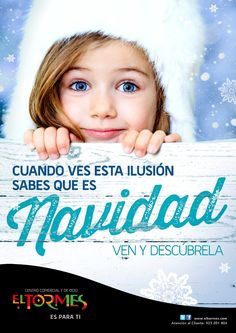 Campaña de Navidad (diciembre 2014). Un amplio programa de actividades para disfrutar de la Navidad en el Centro Comercial El Tormes de Salamanca.