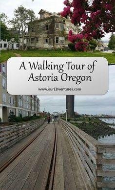 Our EDventures - Educational Destinations - Astoria, Oregon Oregon Vacation, Oregon Road Trip, Oregon Travel, Vacation Places, Dream Vacations, Travel Usa, Places To Travel, Places To See, Travel Destinations