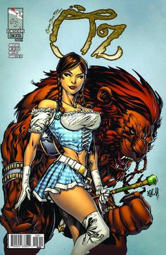 Grimm Fairy Tales presents OZ, cover art by Ken Lashley. Comic Books Art, Comic Art, Book Art, Grimm Fairy Tales Comic, Grimm Series, Comic Book Collection, Comic Covers, Book Covers, Wizard Of Oz
