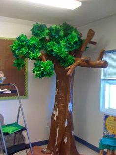 """I was going to be really clever and do a """"Flashback Friday"""" post about my DIY Tree that my rock star of a husband and I built 3 years ago fo..."""