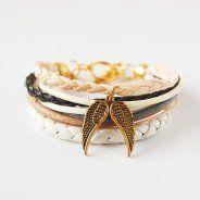 GOLDEN WINGS- jewelry by Issi Gold Rings, Rose Gold, Belt, Cream, Bracelets, Jewelry, Belts, Creme Caramel, Jewlery