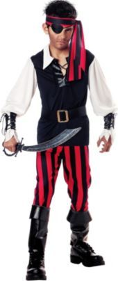 Boys Cutthroat Pirate Costume- Pirate Costumes- Boys Costumes- Halloween Costumes - Party City