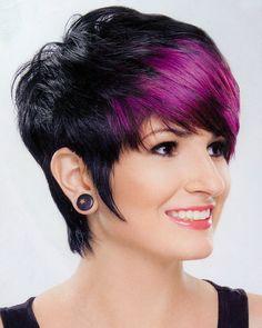 Short Textured Hair, Short Hair With Layers, Short Hair Cuts For Women, Short Hair Styles, Pixie Hairstyles, Pixie Haircut, Beautiful Haircuts, 50 Hair, Bangs