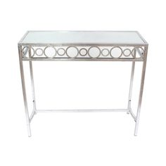 Teton Home Metal Console Table - AF-108