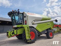 Claas Tucano 470 Harvest Time, Tractors, Monster Trucks, Vehicles, Toco Toucan, Tractor, Car, Vehicle, Tools